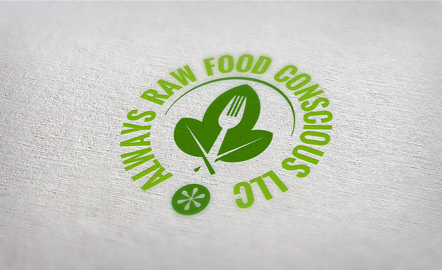 Raw Food Conscious logo – P.R. Incorporated