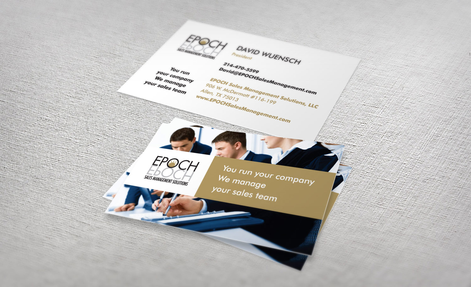 Epoch sales management business cards pr incorporated view larger image colourmoves