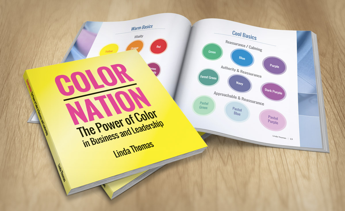 COLOR NATION book