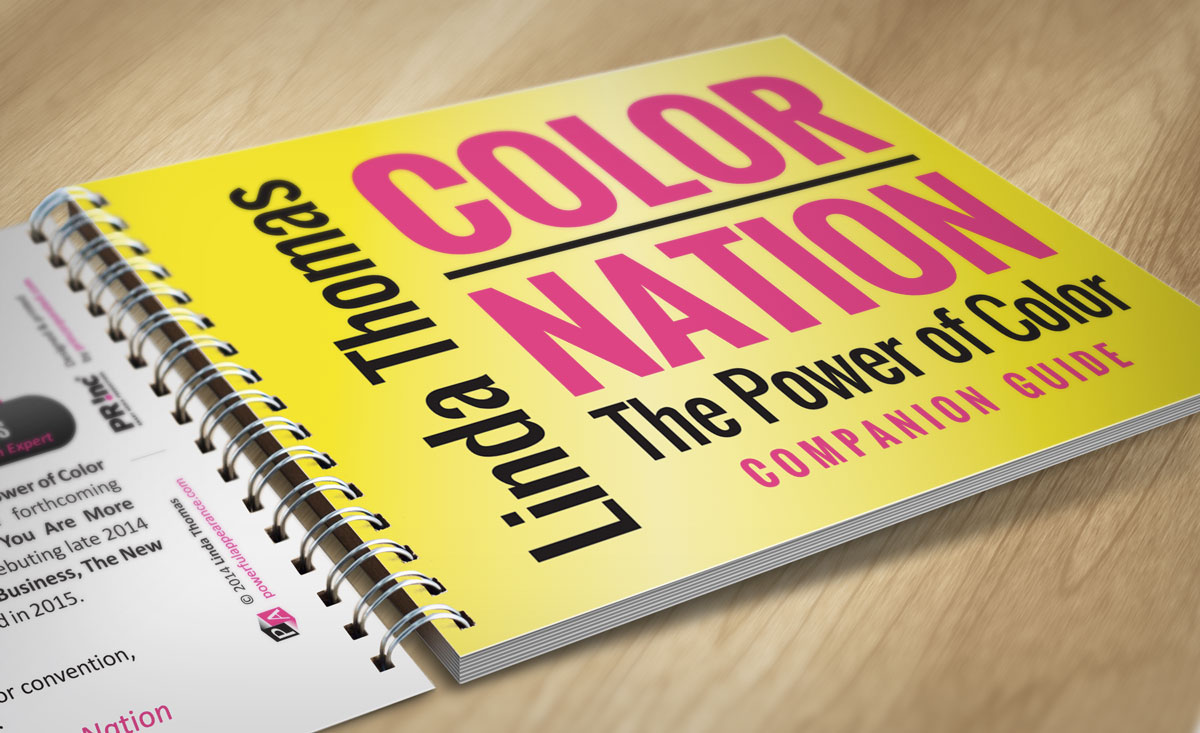 COLOR NATION companion guide