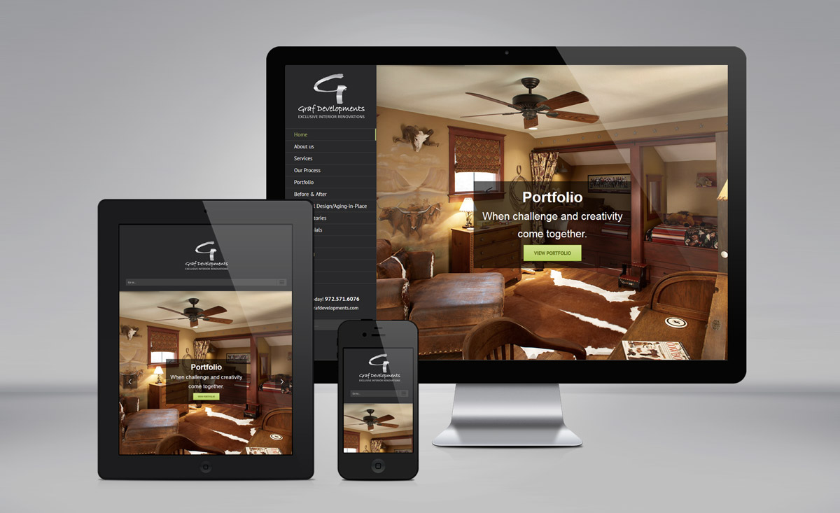 New Website For Bruce Graf 39 S Business P R Incorporated