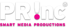 P.R. Incorporated Retina Logo