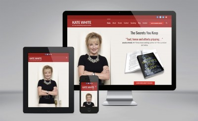 Kate White website