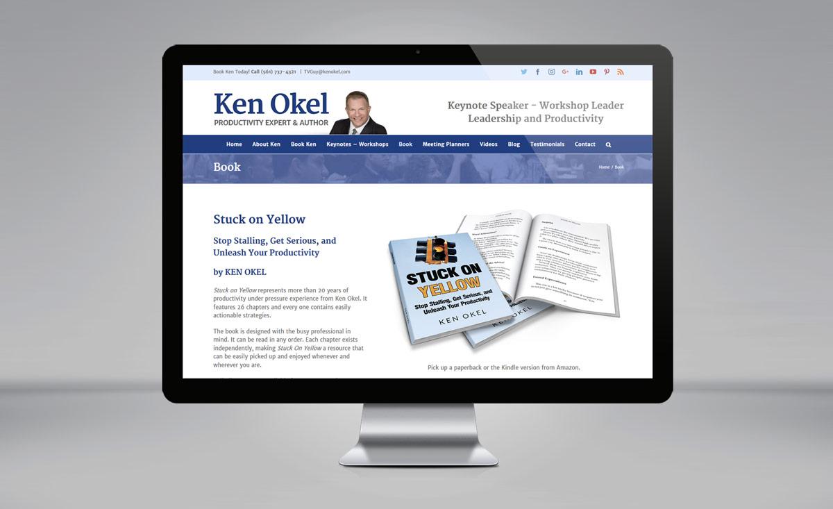 Ken Okel website