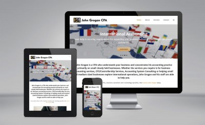 John Grogan CPA website