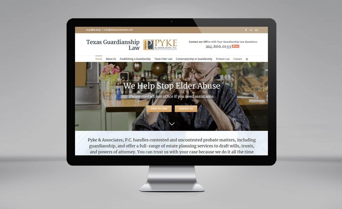 Texas Guardianship Law - David Pyke