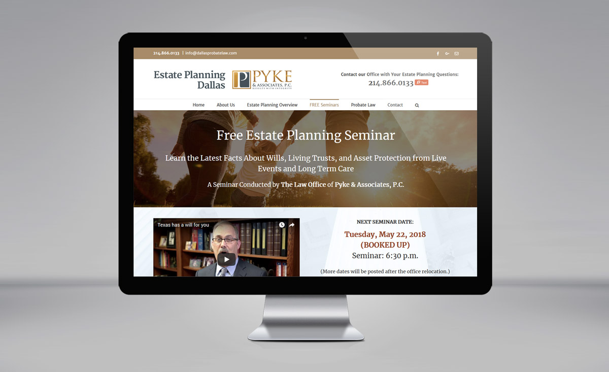 Estate Planning Dallas - David Pyke