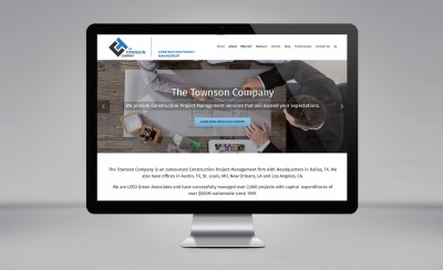 The Townson Company website
