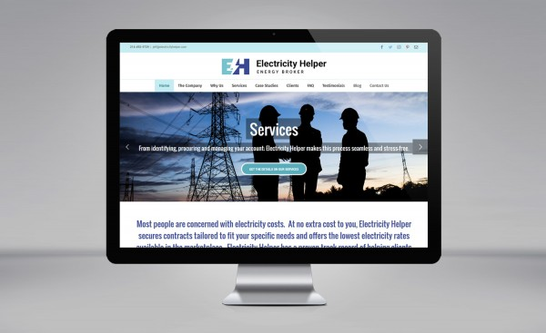 Electricity Helper - Energy Broker