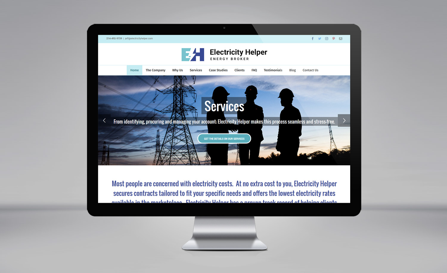 Electricity Helper - Energy Broker