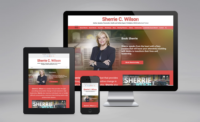 Sherrie C. Wilson website