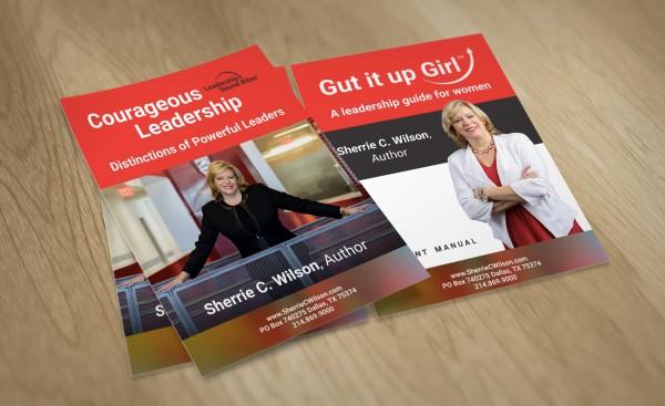 Sherrie C. Wilson brochures