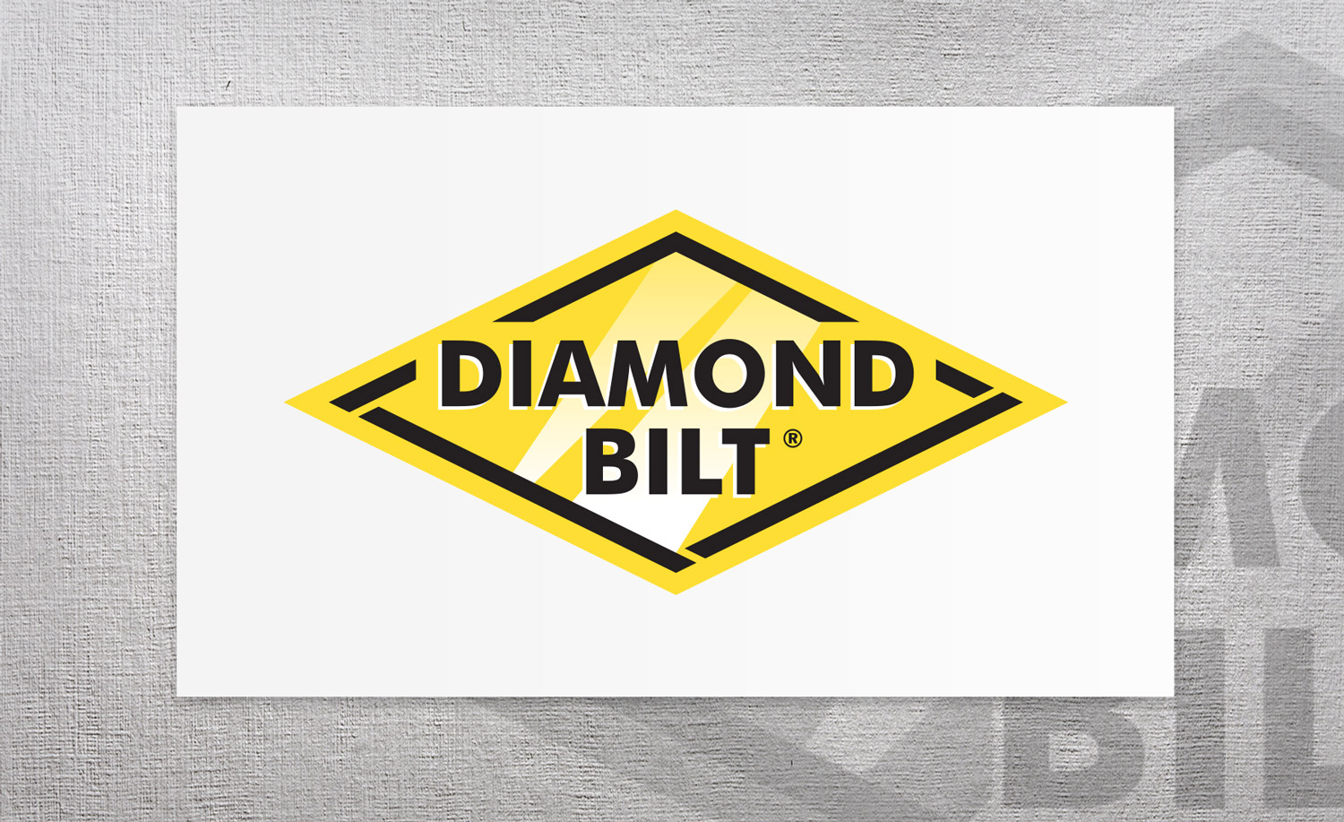 Diamond Bilt logo