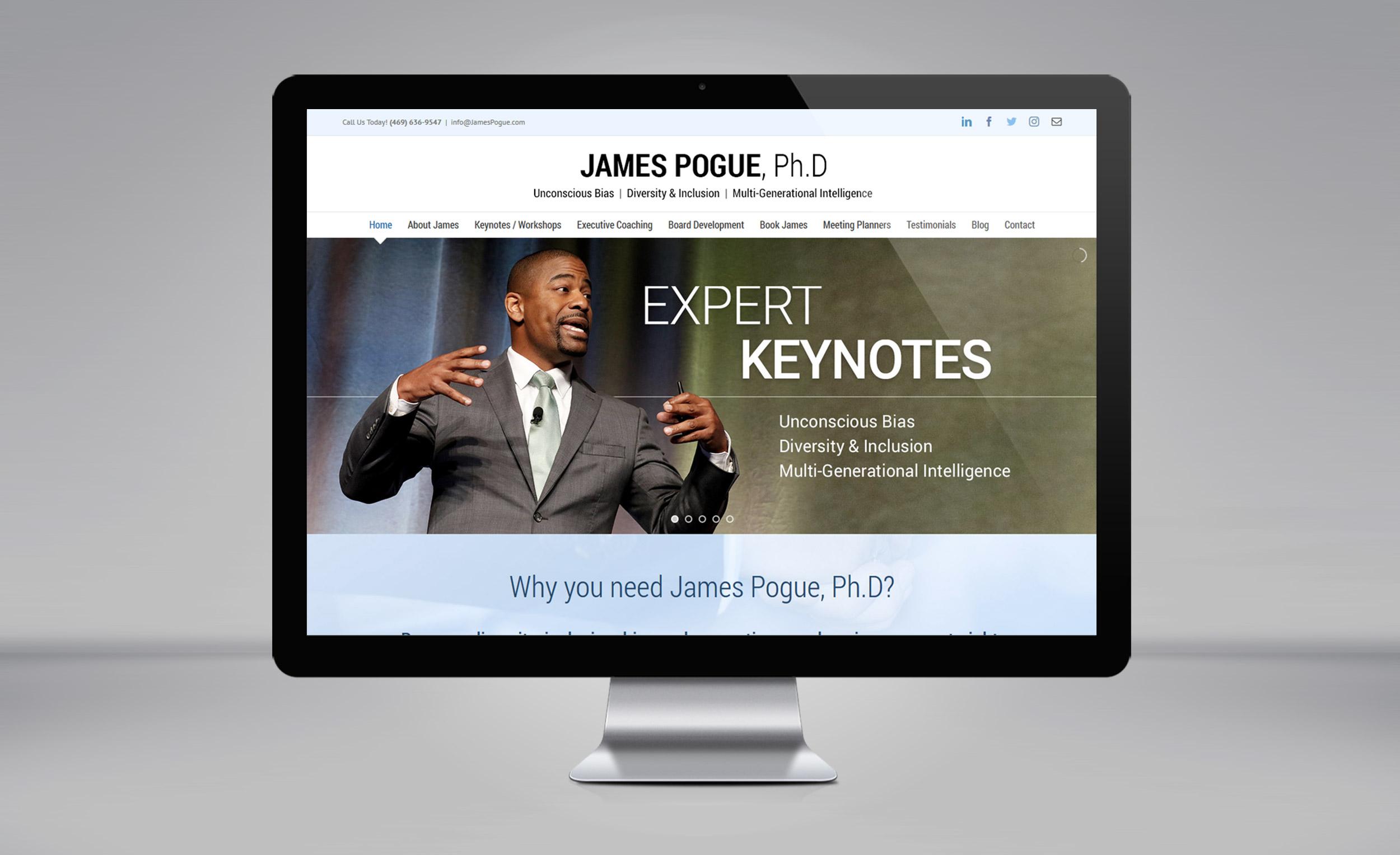 James Pogue