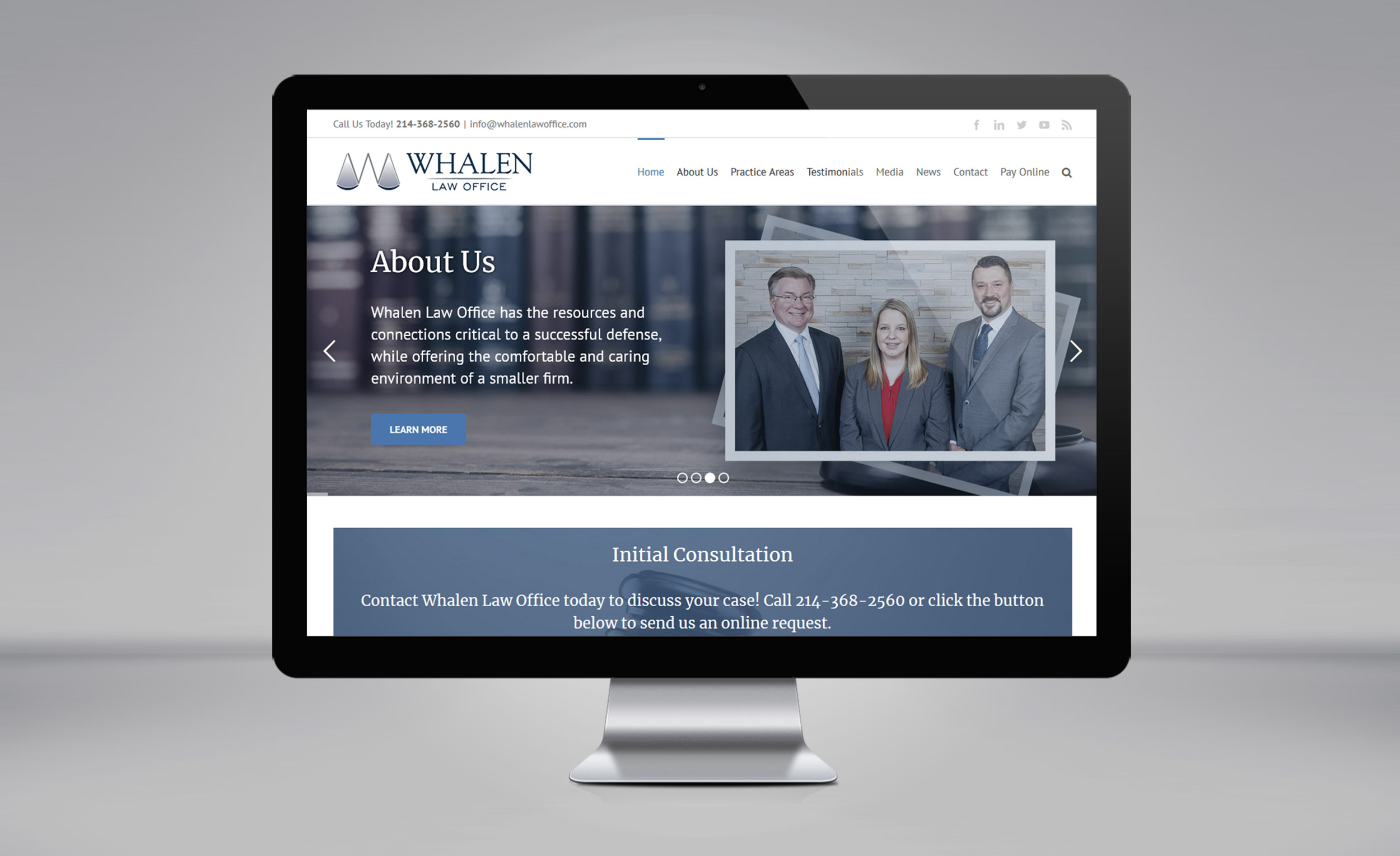 Whalen Law Office