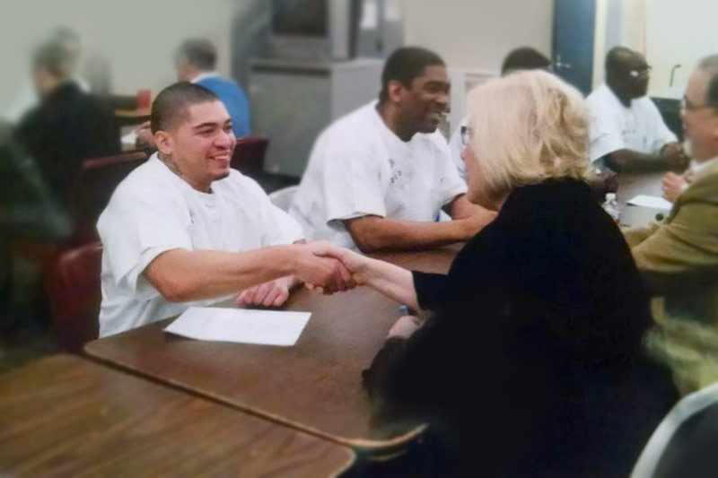 Linda Thomas - Prison Entrepreneurship Program