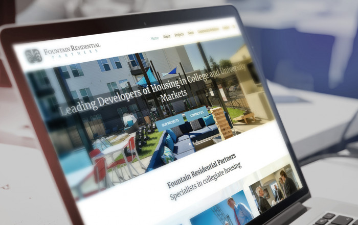 Fountainresidential.com redesigned