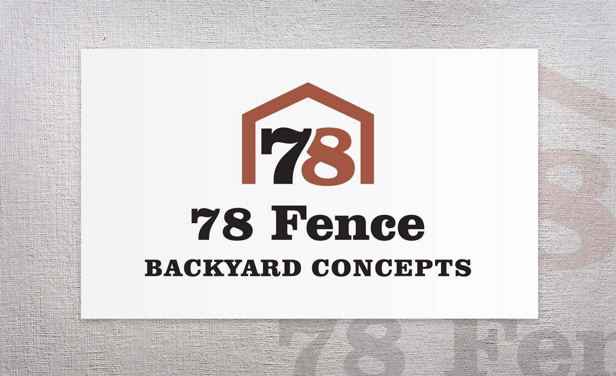 78 Fence Backyard Concepts logo